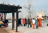 Природный парк и набережную реки Тихая Сосна открыли в Воронежской области