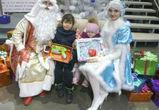 «Ярмарка на Донбасской» исполняет новогодние мечты детей