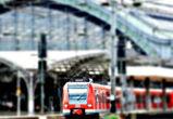 Первый поезд, проходящий через Воронеж, запустили в Крым