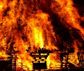 В Воронежской области при пожаре погибла пенсионерка и пострадали двое мужчин