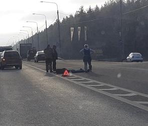 Воронежец погиб, выпав из внедорожника
