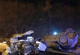 В полиции рассказали подробности жуткой аварии на улице Лебедева в Воронеже