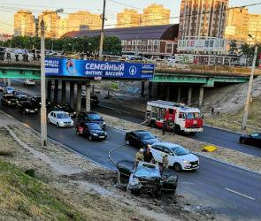 Топ-5 резонансных аварий, произошедших в Воронежской области в 2019 году