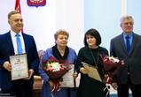Выдающихся воронежских ученых наградили в областном правительстве