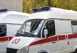 Две иномарки ночью столкнулись в Воронежской области