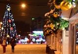 Синоптики рассказали о погоде на Новый год в Воронежской области