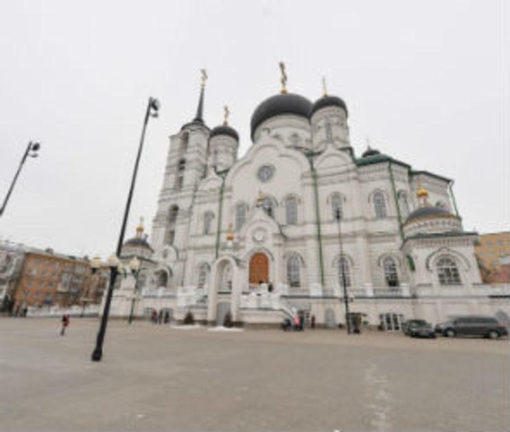 Опубликован план праздничных православных мероприятий в Воронеже
