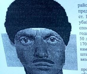 Опубликован фоторобот подозреваемого в покушении на главу Рамонского района