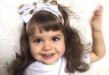 Двухлетняя жительница Воронежа победила во Всероссийском конкурсе красоты