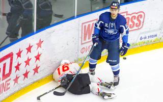 Рождественский хоккей: «Буран» - «Ценг Тоу»