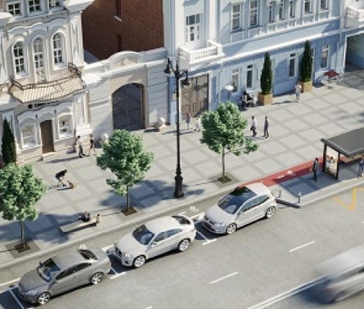 К реконструкции проспекта Революции в Воронеже приступят в 2020 году
