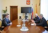 В Воронежской области назначили нового руководителя Росздравнадзора