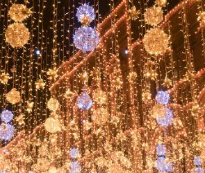 Праздничная иллюминация в 2020 году может появиться на пяти улицах Воронежа