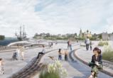 Новая концепция Петровской набережной