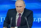 Президента заинтересовало создание в Воронежской области «Великой Русской стены»