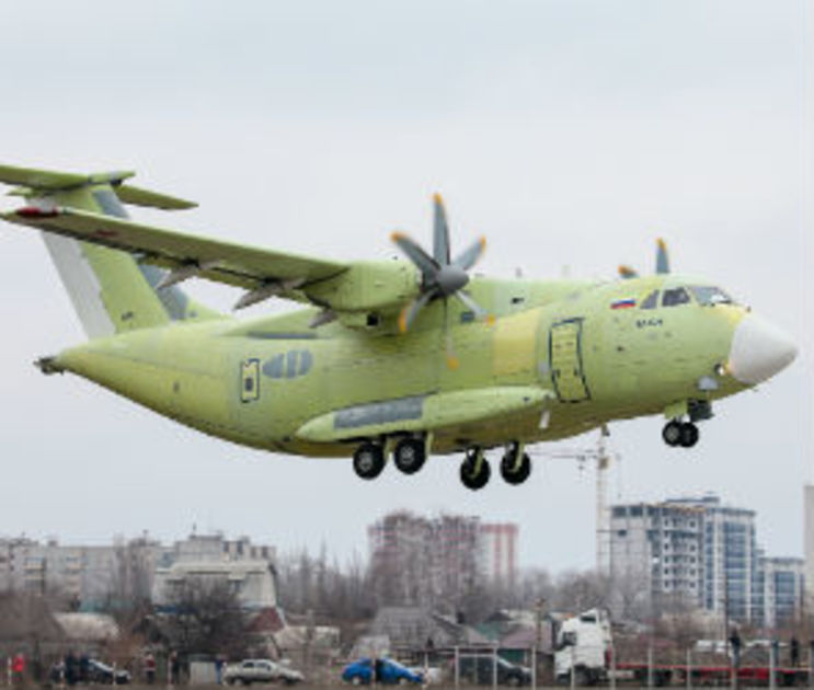 Воронежские самолеты Ил-112В оборудуют новыми шасси