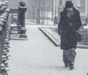В ночь с 5 на 6 февраля в Воронежской области ожидается метель
