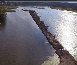 На мероприятия по очистке реки Тавровки власти направят 3 млн рублей