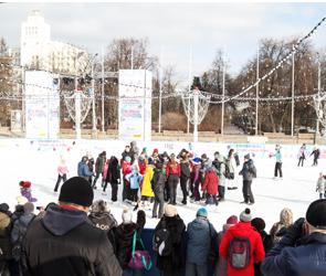 Как прошел День зимних видов спорта в Воронеже