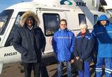 Воронежский центр медицины катастроф получил новый вертолет