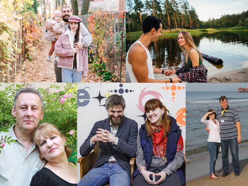 Кефир на свадьбе и милонга на улице: воронежцы поделились историями любви