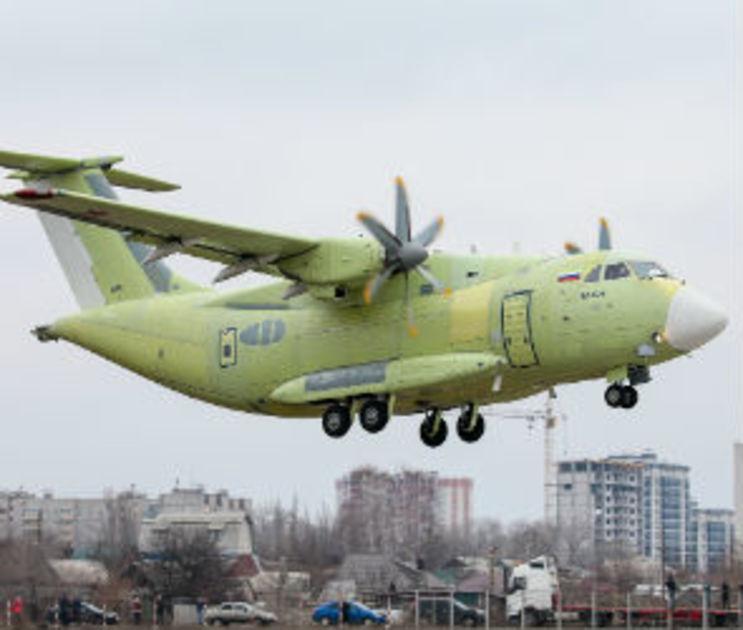 В Воронеже испытания первого Ил-112 продолжатся в апреле