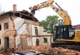 В Воронеже собираются снести 616 аварийных домов