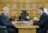 Глава Россошанского района Воронежской области собирается переизбираться на пост