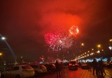 Фото и видео салюта в честь Дня защитника Отечества в Воронеже появились в Сети