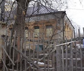 Федеральные активисты встали на защиту усадьбы Гарденина в Воронеже