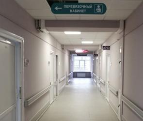 В воронежской БСМП запустили новые лифты и обновили мебель