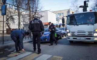 Как в Воронеже эвакуируют машины