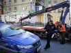 Как в Воронеже эвакуируют машины 184539