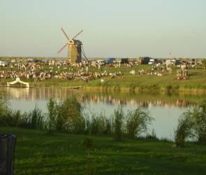 В Ломовском парке в Воронежской области построят туристический комплекс