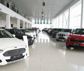 Fresh Auto открыла в Воронеже крупнейший автохаб и дилерский центр Ford