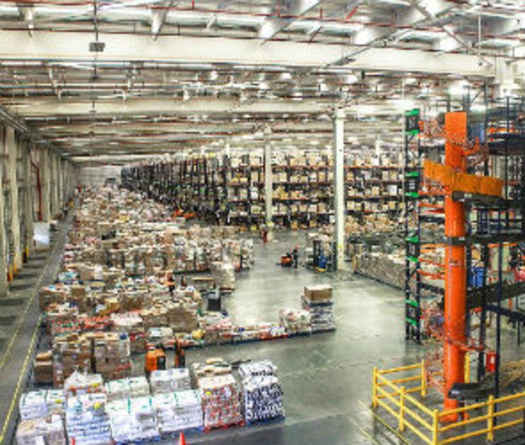 Воронежские торговые сети увеличили объемы поставок продуктов