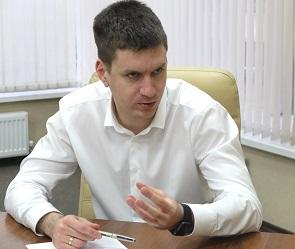 В СК рассказали, в чем подозревают бывшего вице-мэра Воронежа Антиликаторова
