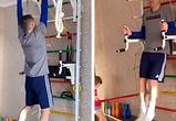 Игроки воронежского «Факела» показали, как тренируются на самоизоляции