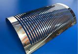 Применение и преимущества вентиляционных решеток из нержавеющей стали