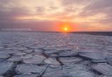 40 дней фотограф из Воронежа провел на краболовном судне в Беринговом море