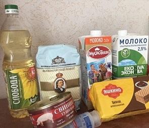 Волонтер «Единой России» продавала продуктовые наборы для малоимущих в Воронеже