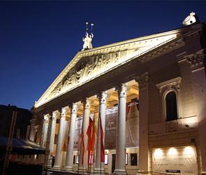 Эскизный проект воронежского оперного театра представят через две недели