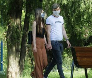 В Воронежской области продолжает расти коэффициент распространение коронавируса