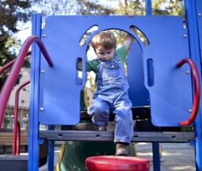 Для воронежского парка «Алые паруса» закупят новый игровой комплекс