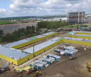 Сергей Шойгу рассказал о строительстве новой инфекционной больницы в Воронеже
