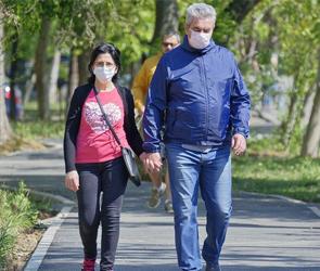 В Воронежской области продолжает снижаться коэффициент распространения COVID-19
