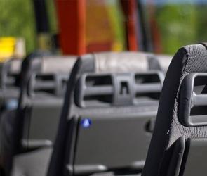 В Воронеже ездили автобусы с неисправными тормозами и без огнетушителей