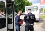 В Воронеже прошел очередной рейд по соблюдению масочного режима в автобусах