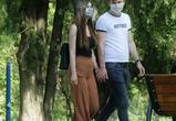 Из-за жары в Воронеже индекс самоизоляции поставил очередной антирекорд