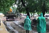 В Воронеже рабочие обнаружили снаряд времен ВОВ: есть пострадавший